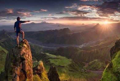 Þórsmörk Photography Day Tour   Highlands & South Coast