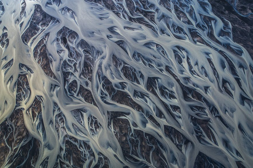 Drone Photography in Iceland- Photo by Iurie Belegurschi