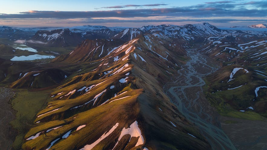 Highlands from above - Photo by Iurie Belegurschi