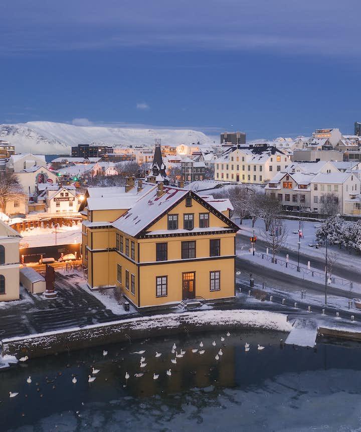 Winter in Iceland - Photo by Iurie Belegurschi