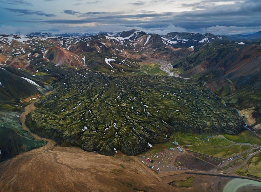 Mossy lava field - Photo by Iurie Belegurschi