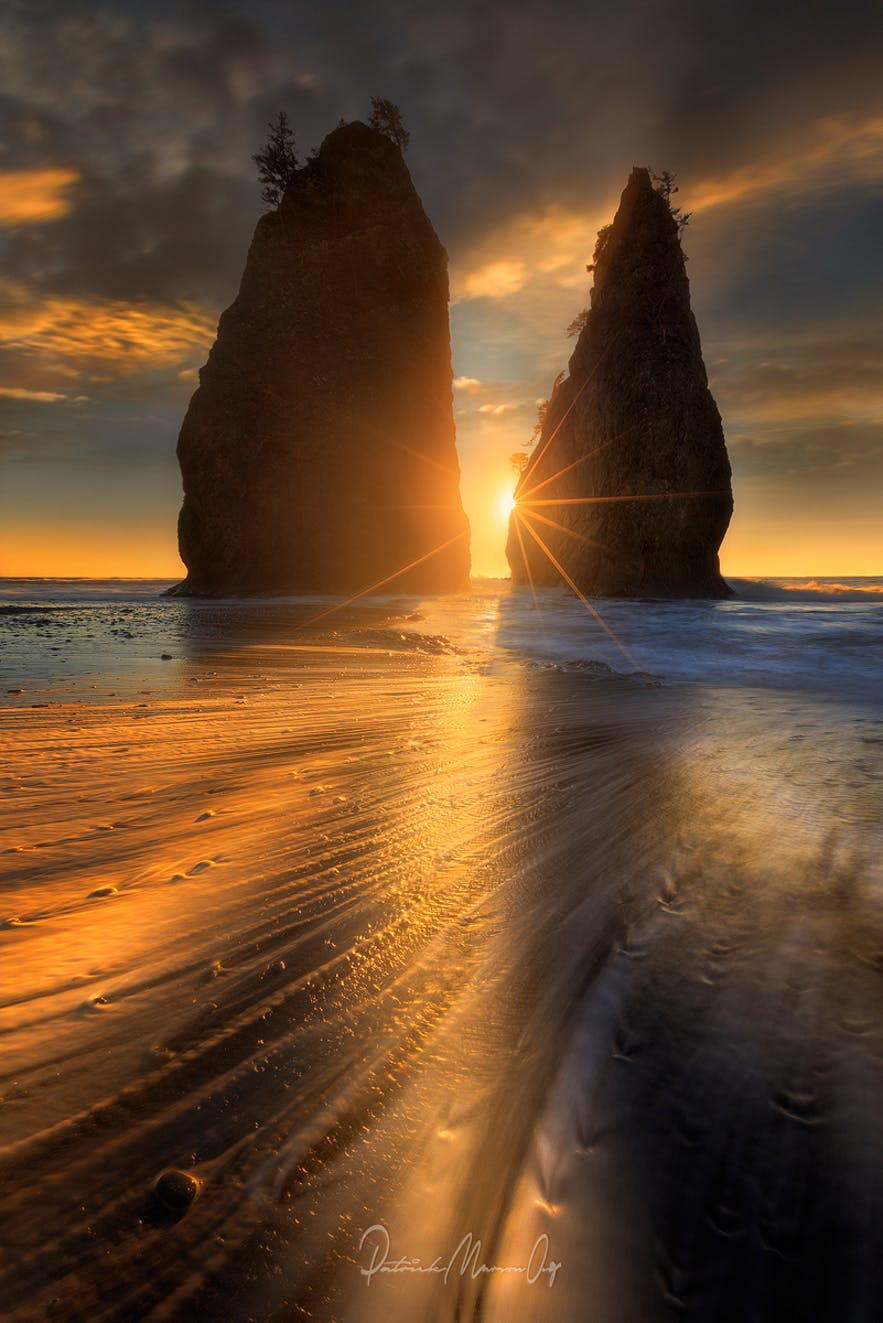 Rialto Beach - Photo by Patrick Marson Ong