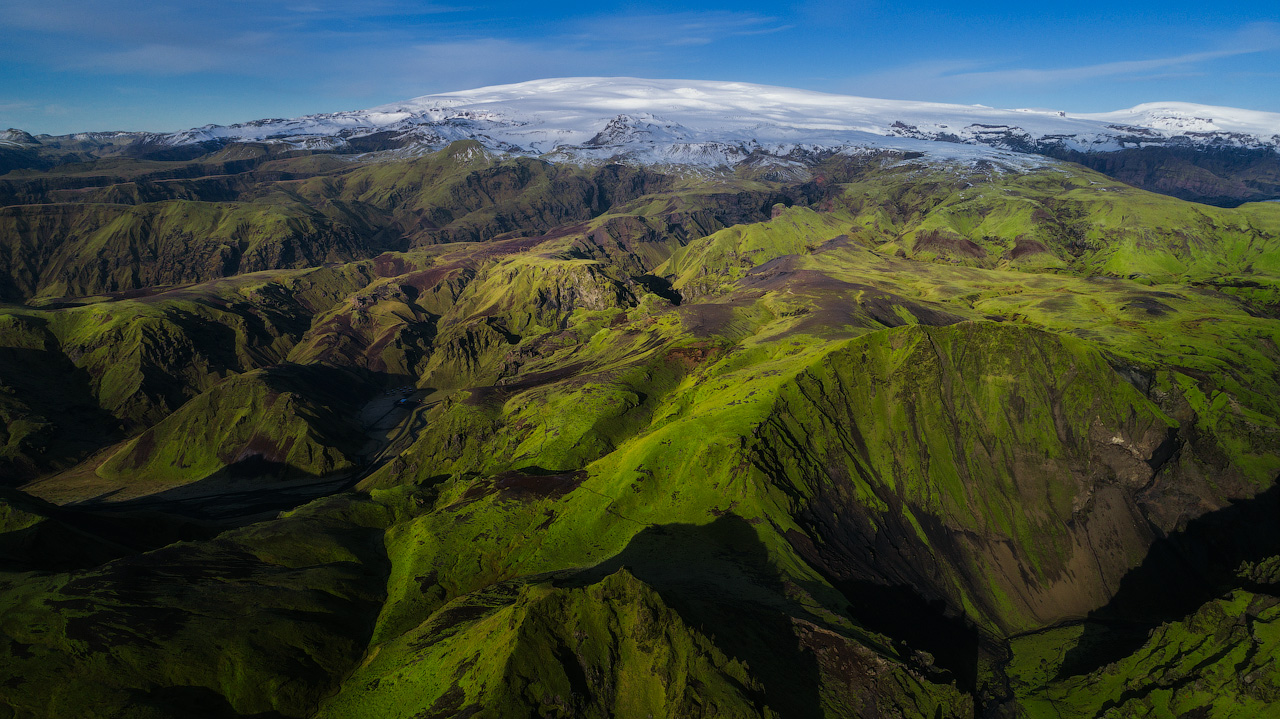 3 Day Summer Photo Workshop on the South Coast of Iceland - day 2