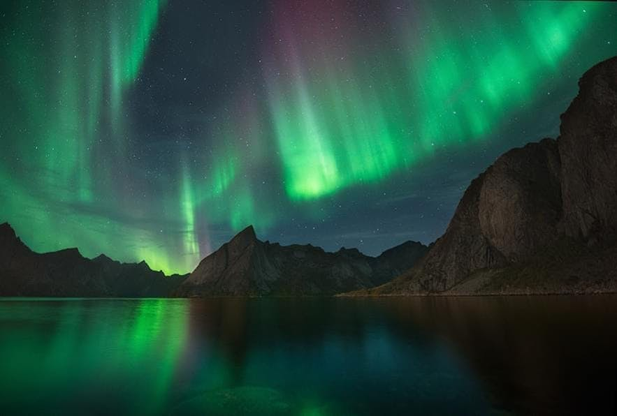Lofoten and the Northern Lights