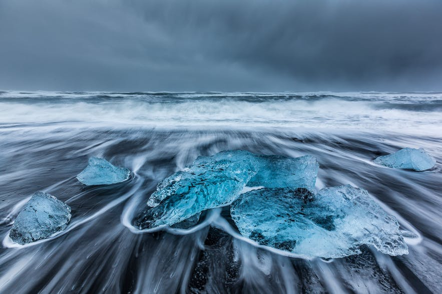 Diamond Ice Beach - Photo by Francesco Gola
