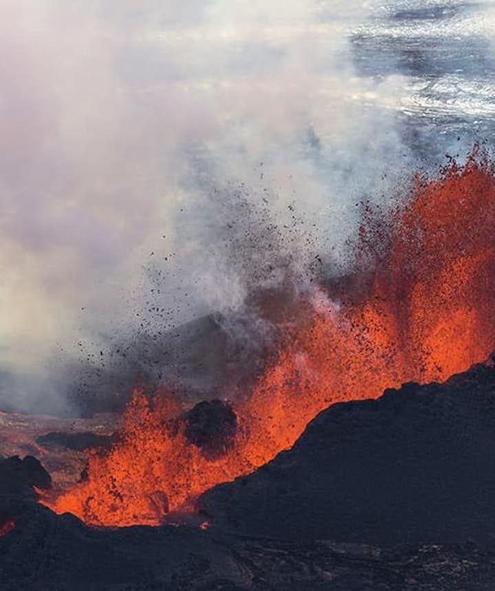 Bardabunga and Holuhraun Eruption