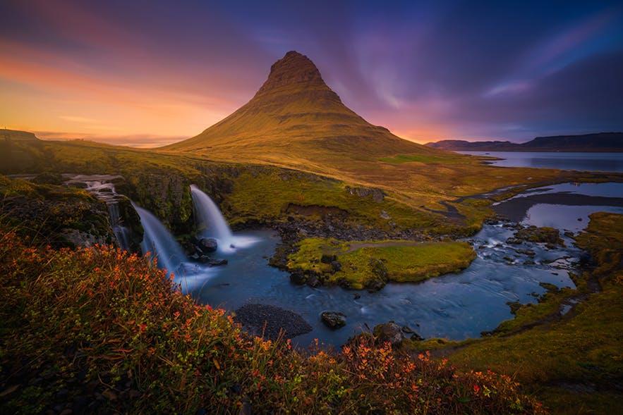 Kirkjufell  - Photo by Albert Dros