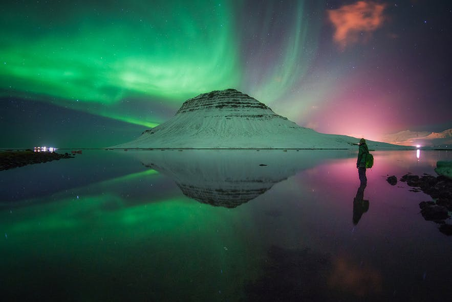 Northern Lights in Iceland - Photo by Albert Dros