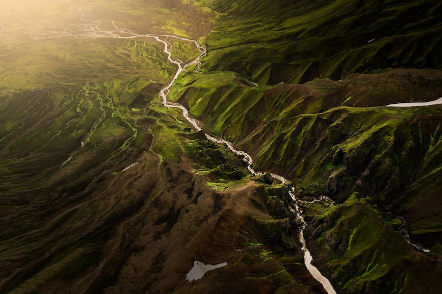 Aerial Photography in Iceland   Drones vs Helicopters and Planes