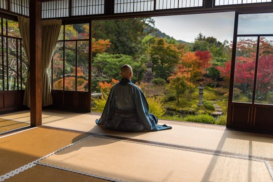 Meditation - Photo by Marc Pelissier