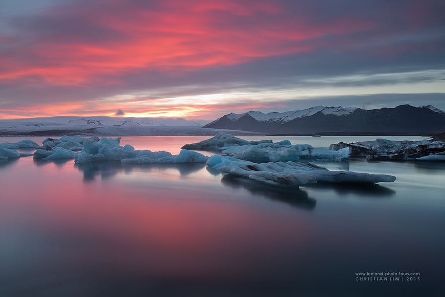 Jokulsarlon - Photo by Christian Lim