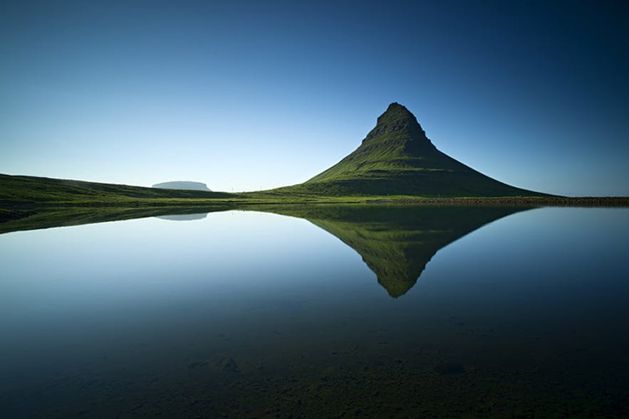 Kirkjufell - Photo by Raymond Hoffman
