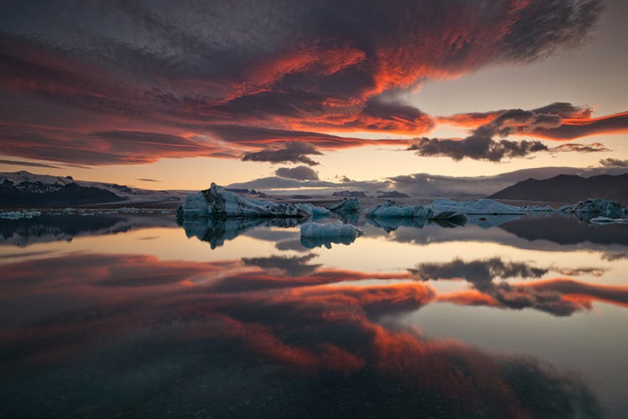 Glacier Lagoon - Photo by Raymond Hoffman