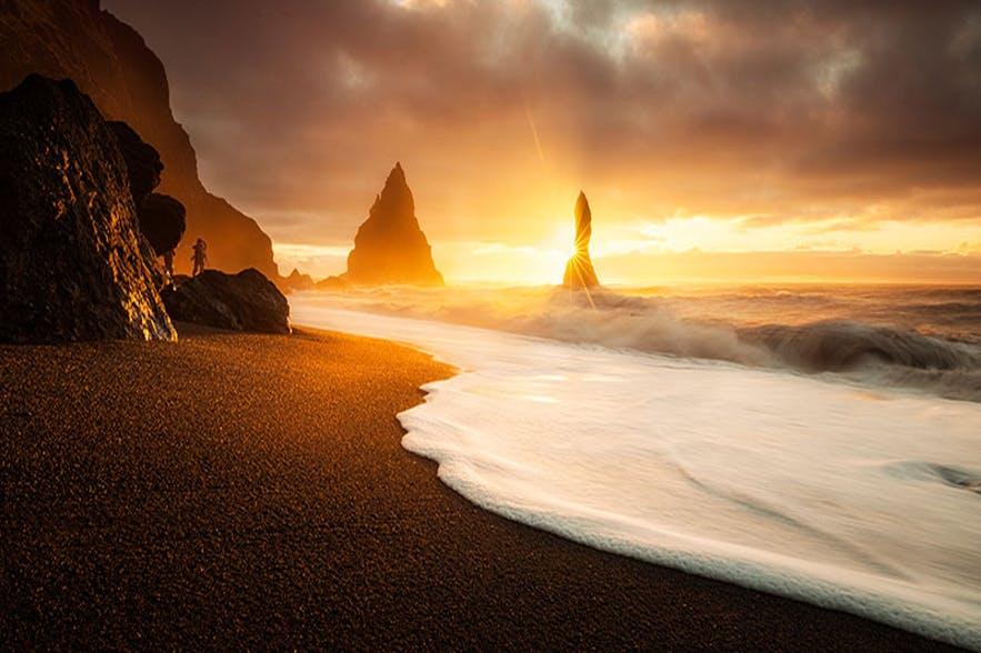 Reynisdrangar - Photo by Felix Röser