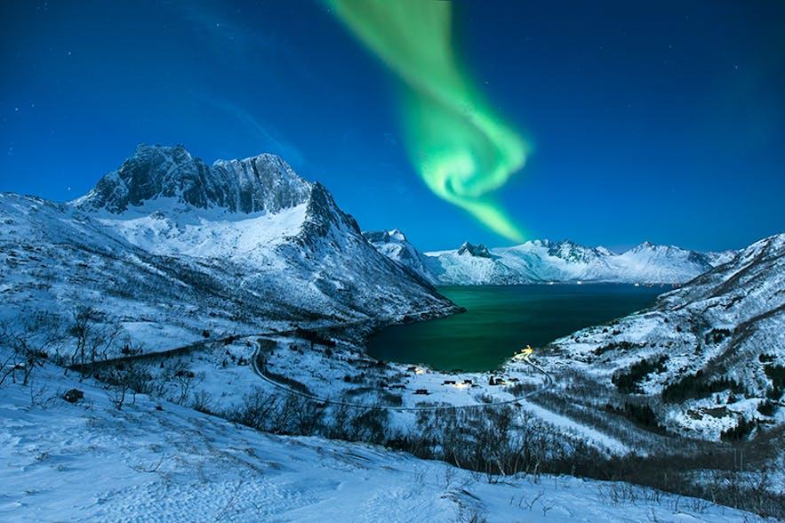 Northern Lights by Felix Roser