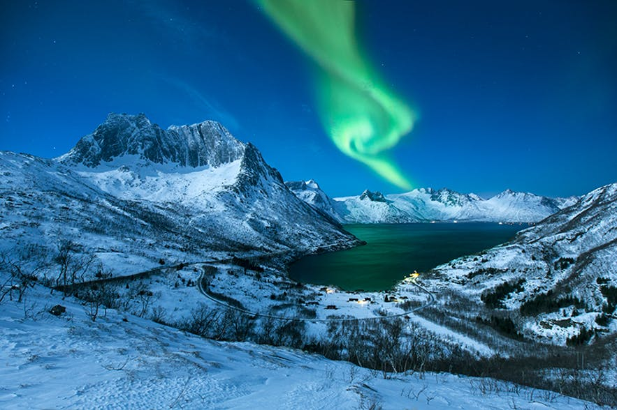 Northern Lights by Felix Roser