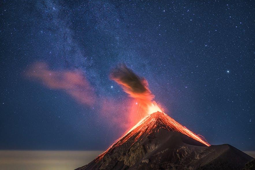 Mi Fuego. Photo by: 'Albert Dros'.