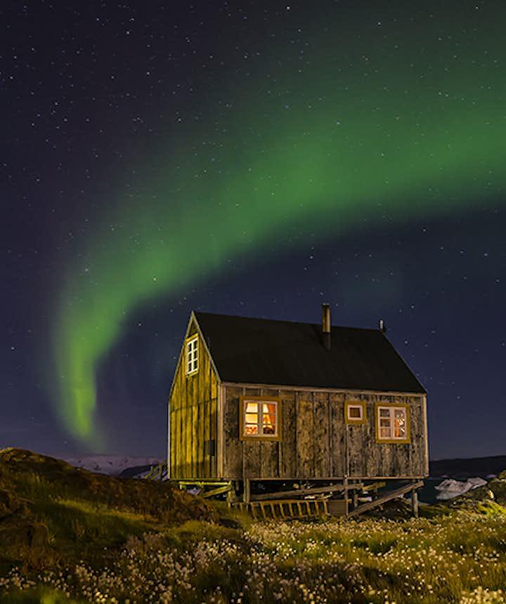 Aurora House. Photo by: 'Kathleen Croft'.