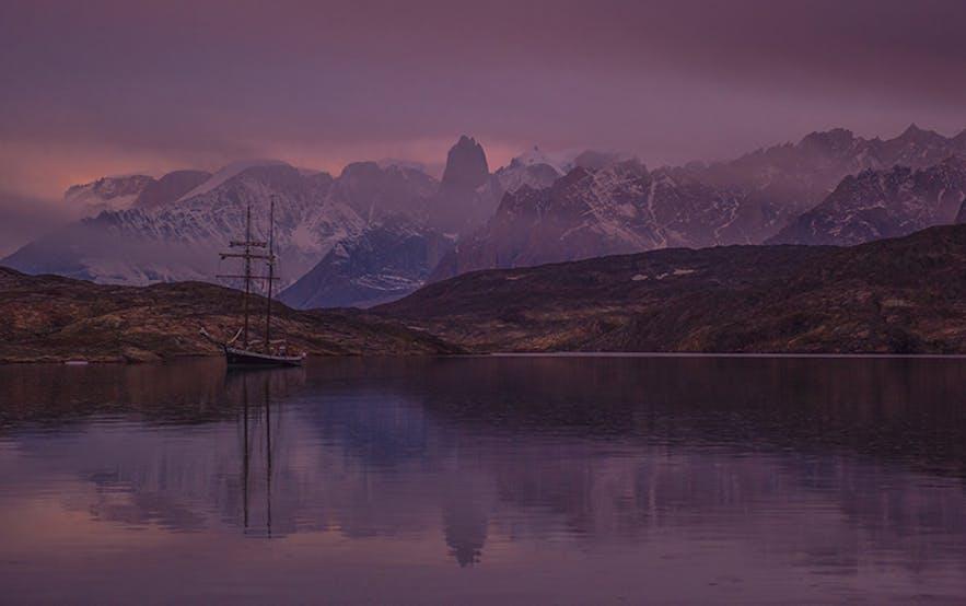 Calm. Photo by: 'Kathleen Croft'.