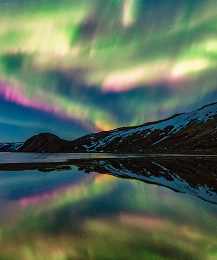 Northern Lights. Photo by: 'Siggi'.