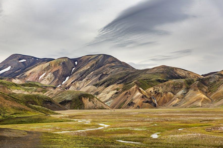 Icelandic Highlands. Photo by: 'Bragi Kort'.