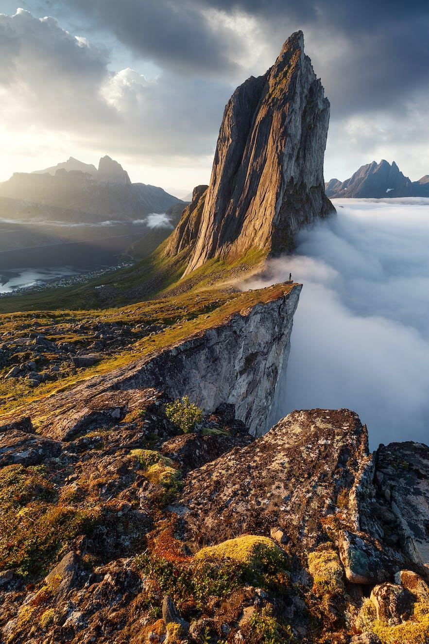 Senja in Norway. Photo by: 'Julien Grondin'.