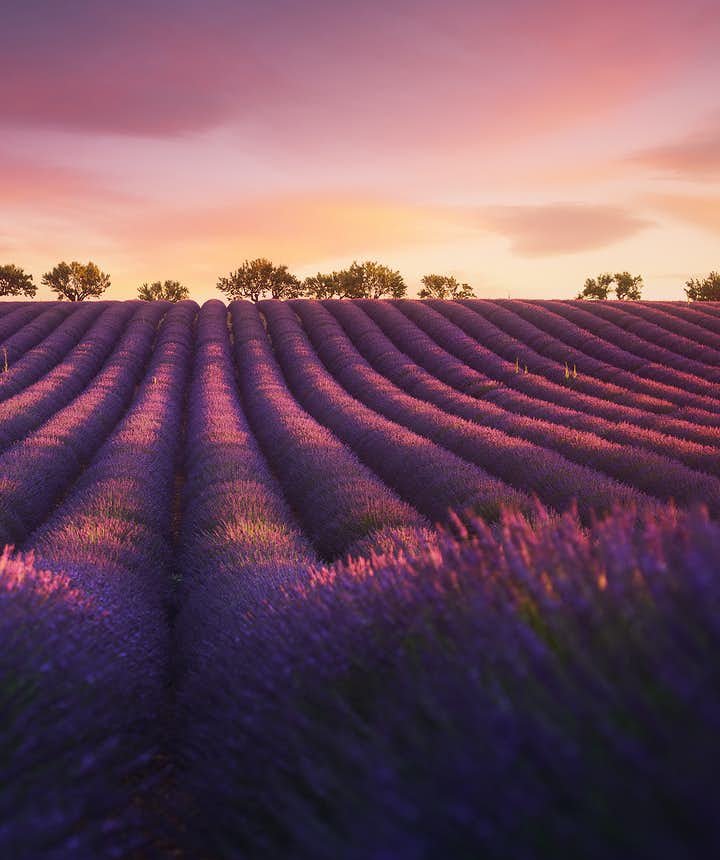 Provence in France. Photo by: 'Julien Grondin'.
