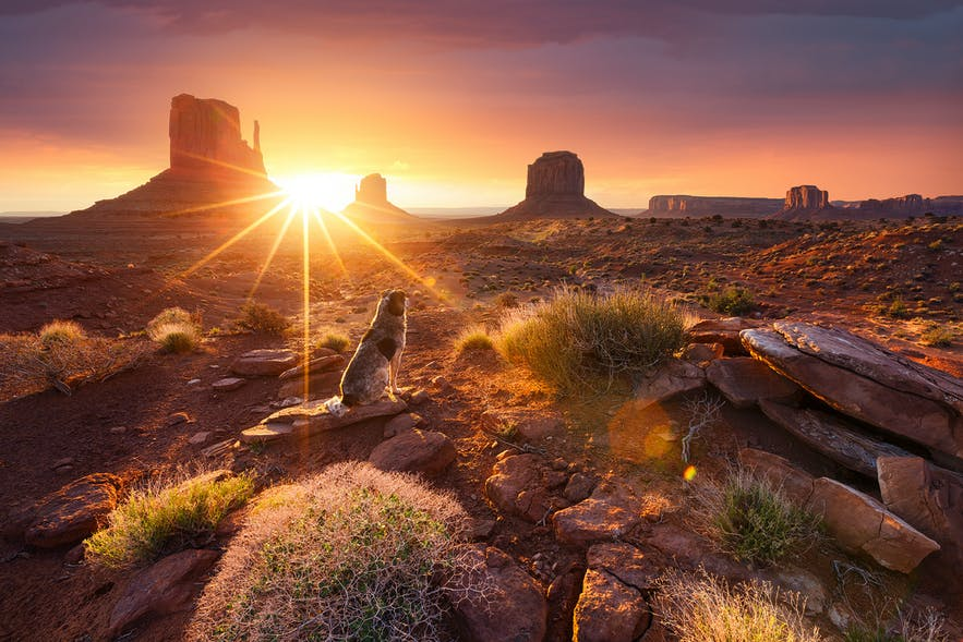 Monument Valley. Photo by: 'Julien Grondin'.