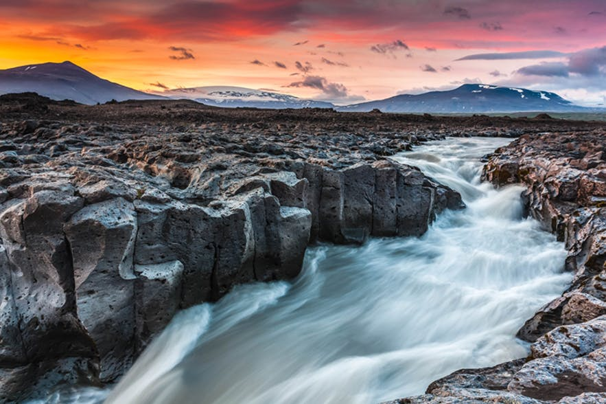 Geitarstokkur. Photo by: 'Pall Jokull Petursson'.