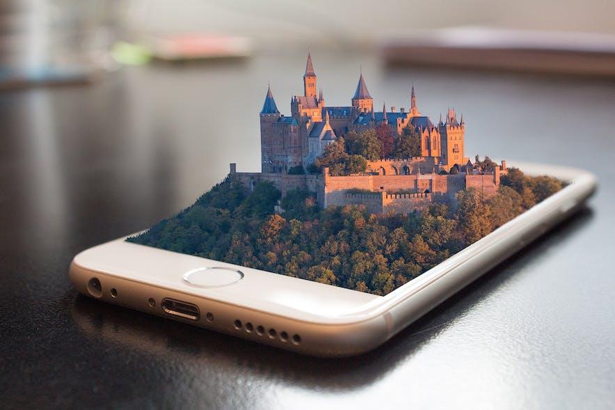 Smartphone Landscape Photography