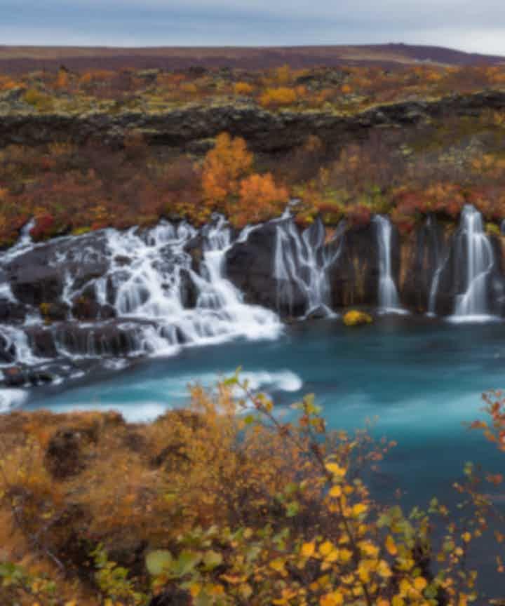 秋季写真ワークショップinアイスランド