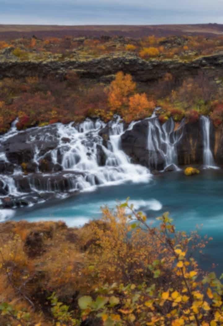 秋季冰岛行摄团