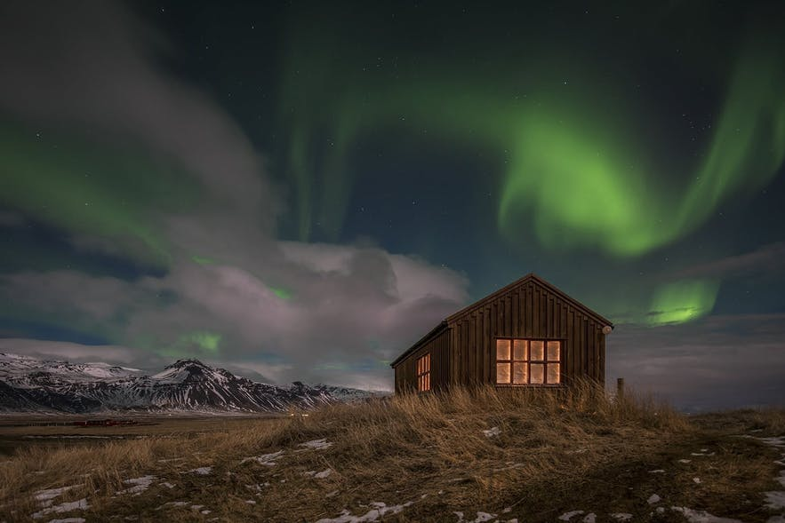 Northern Lights - Photo by Dany Eid