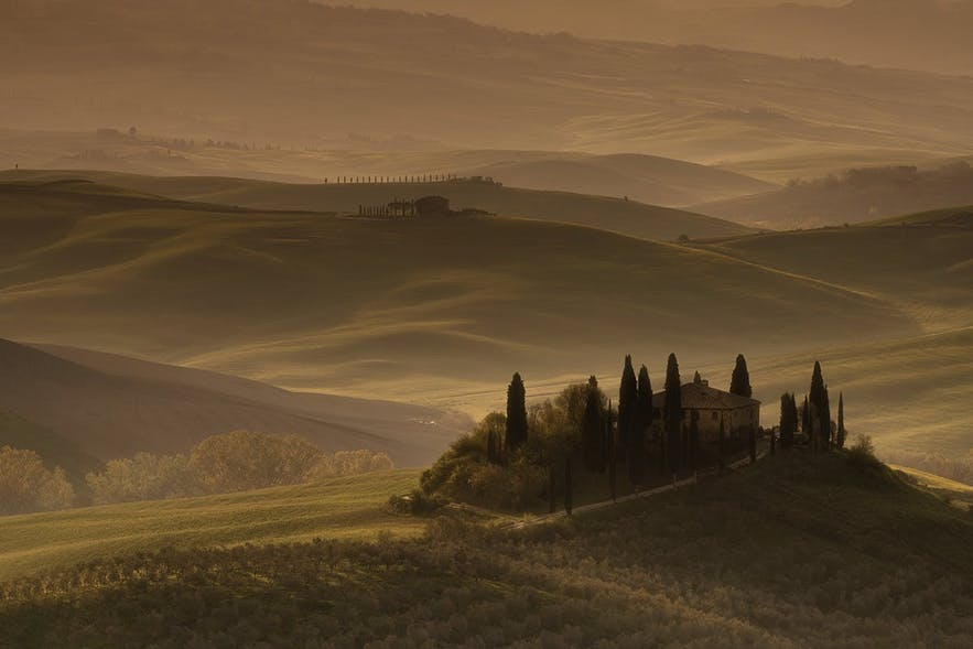 Tuscany - Photo by Dany Eid