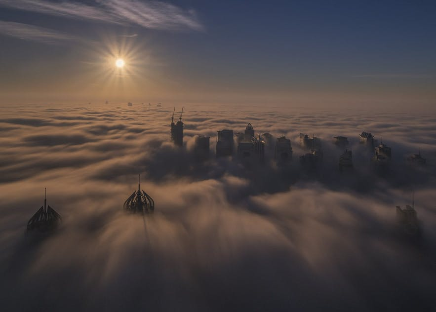 The keys to successful landscape photography - Photo by Dany Eid
