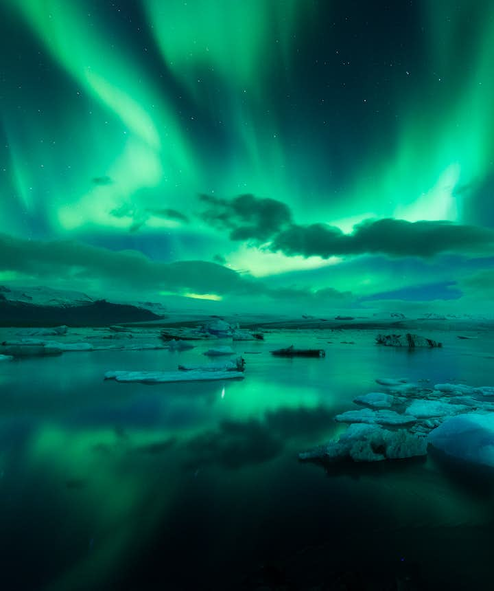 When to use a higher ISO for landscape photography in Iceland