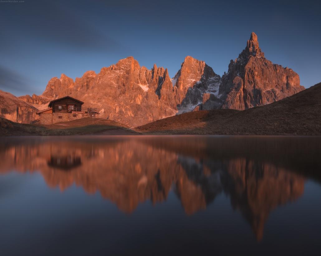Autumn in Dolomites | 7 Day Photo Workshop - day 1