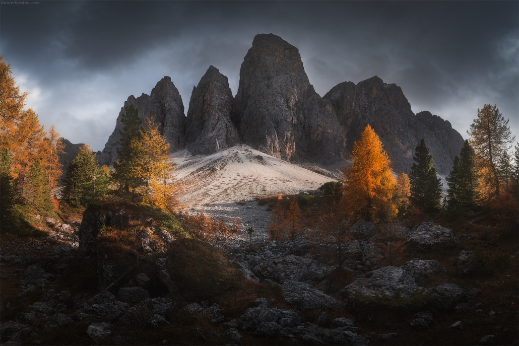 Autumn in Dolomites | 7 Day Photo Workshop - day 2