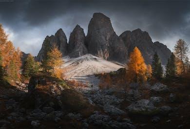 Autumn in Dolomites | 8 Day Photo Workshop