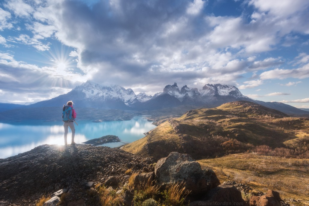 Patagonia Summer Photography Tour in Torres del Paine - day 2