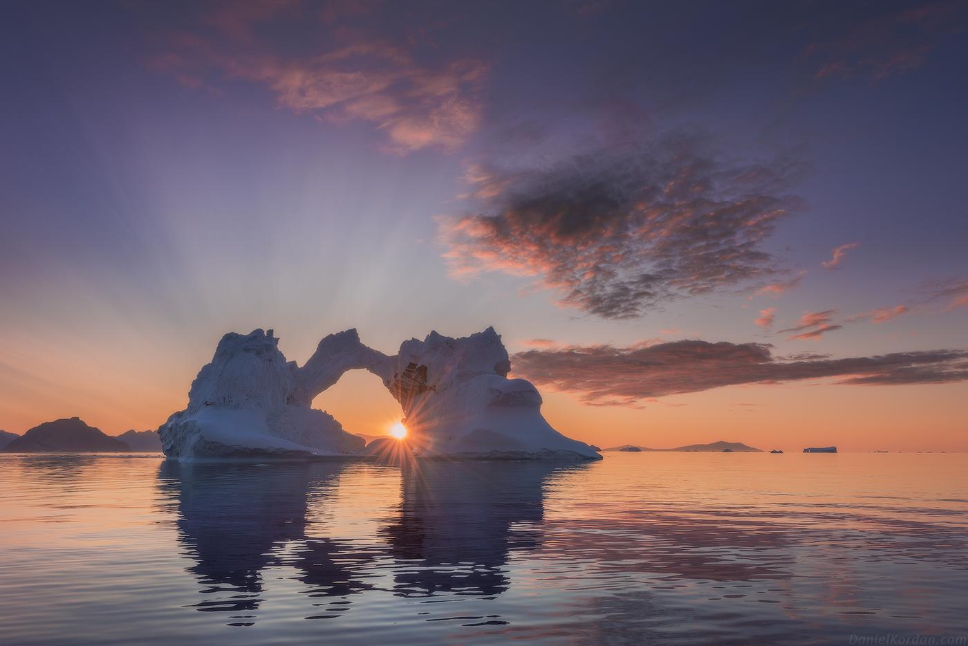 West Greenland Photo Workshop in Disko Bay | Sailing on Schooner - day 4