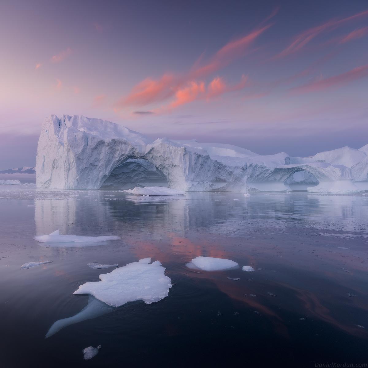 West Greenland Photo Workshop in Disko Bay | Sailing on Schooner - day 5