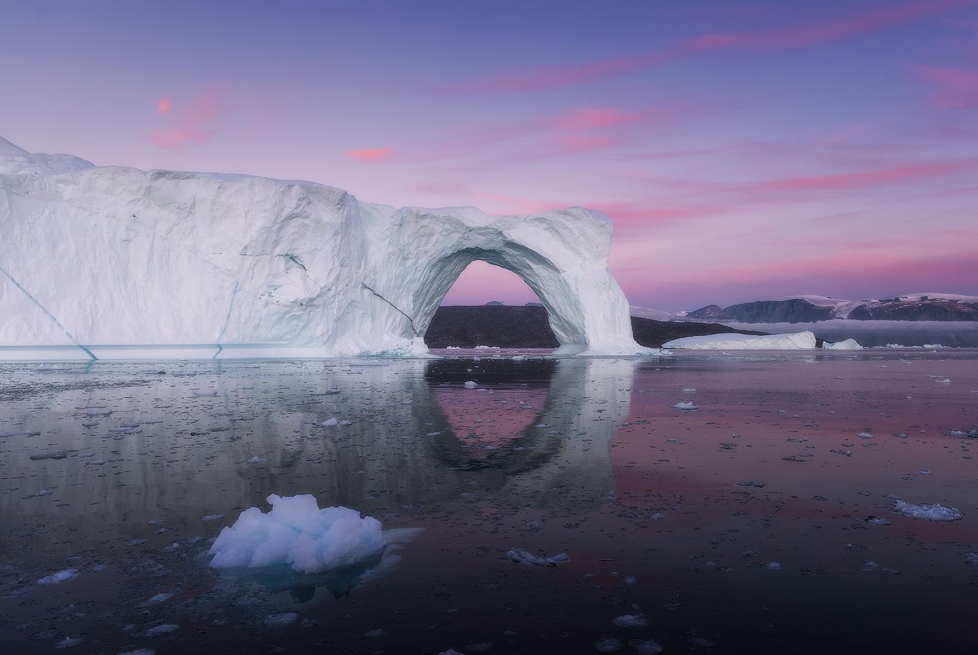 West Greenland Photo Workshop in Disko Bay | Sailing on Schooner - day 6