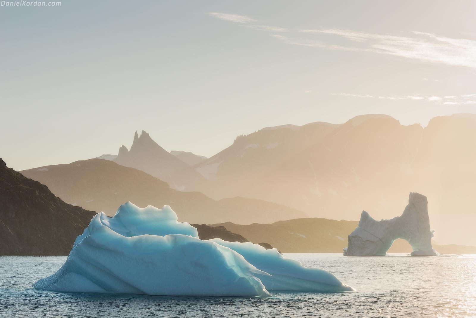 West Greenland Photo Workshop in Disko Bay | Sailing on Schooner - day 7