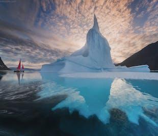 Greenland Midnight Sun Photo Workshop | Sailing on Schooner 'Maria'