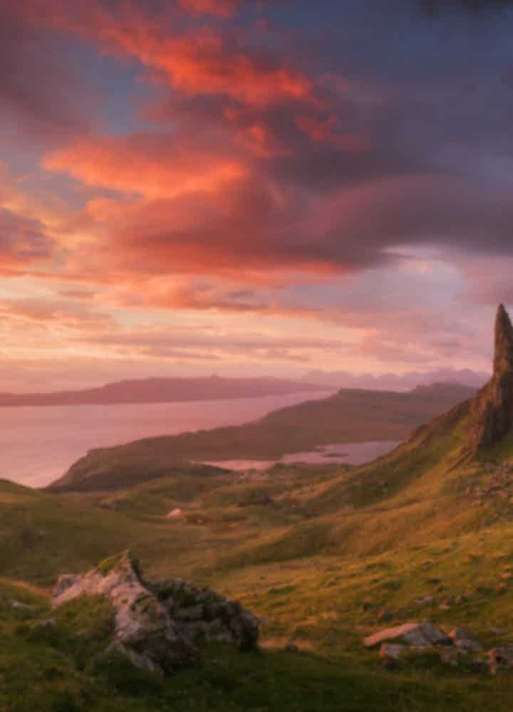 Scotland Photography Tours & Workshops