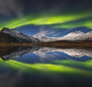5-tägige Winter-Fotoreise | Südküste, Gletscherlagune & Wasserfälle