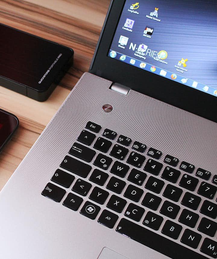 Laptop Phone Tablet