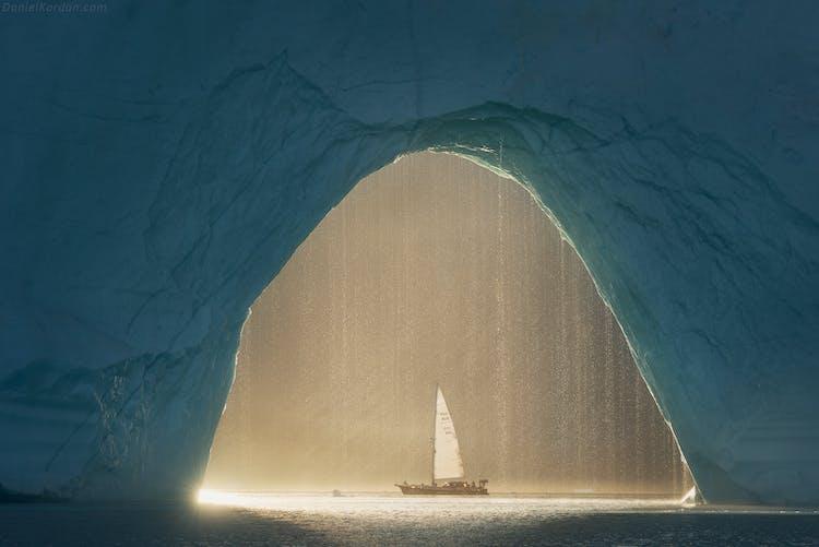 Red Sails in Greenland | Midnight Sun Photo Workshop