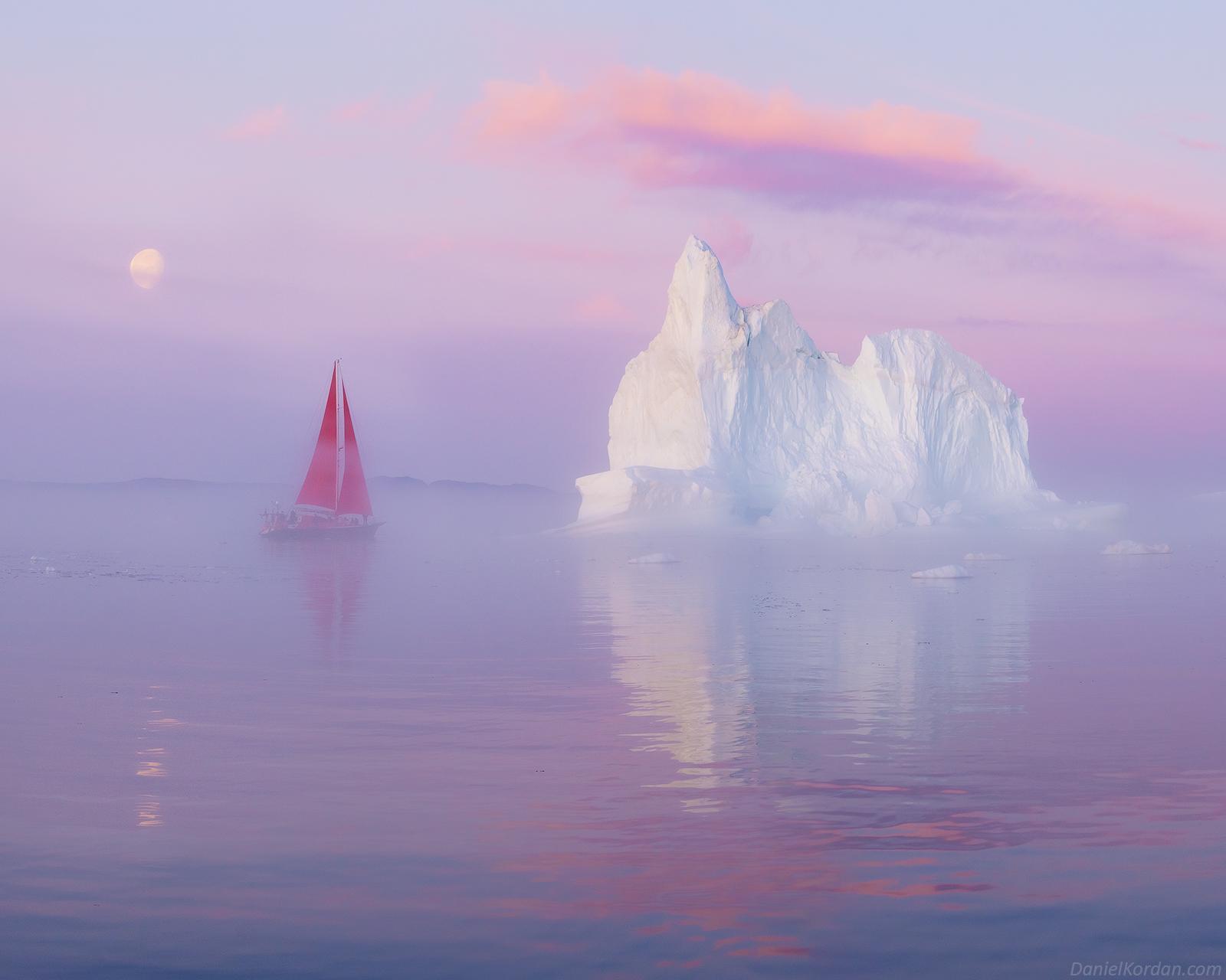Red Sails in Greenland | Summer Photo Workshop
